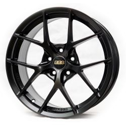 (A015) BBS SR matt black