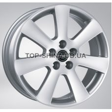 Borbet CA 7x16 4x108 ET25 DIA65,1 (crystal silver)