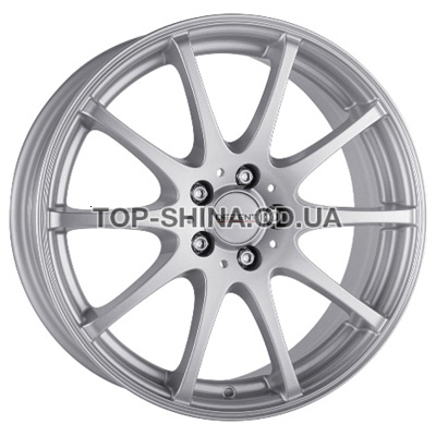 Диски Dezent V 6,5x15 3x112 ET38 DIA57,1 (silver)