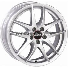 Ronal R46 7x16 5x114,3 ET40 DIA82,1 (silver)