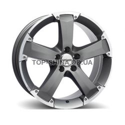 R47 titanium rim lip diamond cut