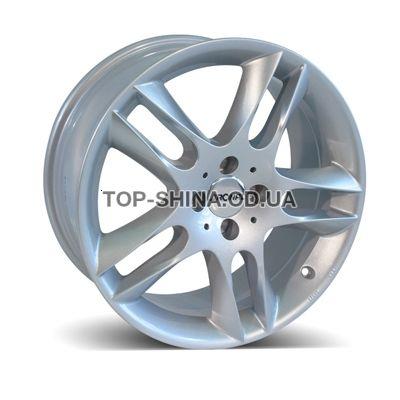 Диски Ronal LZ 7x15 5x110 ET37 DIA76 (silver)