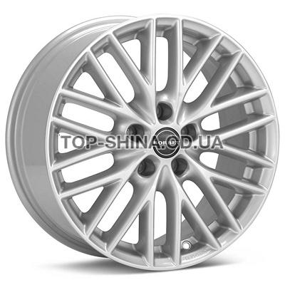 Диски Borbet BS5 8x18 5x114,3 ET40 DIA72,6 (brilliant silver)