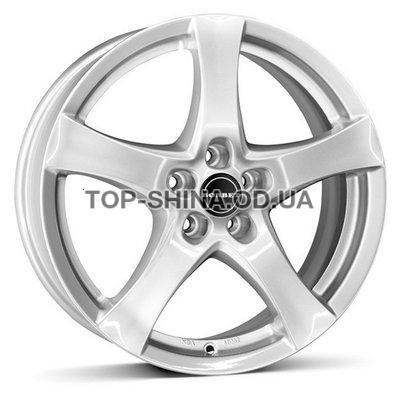 Диски Borbet F 6x15 5x108 ET45 DIA72,6 (brilliant silver)