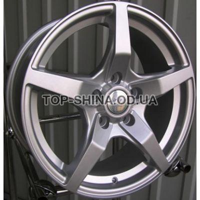 Диски JT 1236 6x14 4x108 ET38 DIA67,1 (silver)