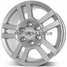 Replica Toyota (268) Prado 8,5x20 5x150 ET60 DIA110,1 (silver)