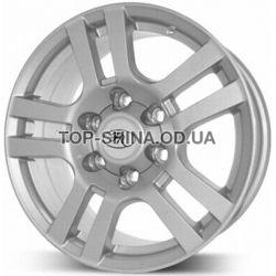 Toyota (268) Prado silver