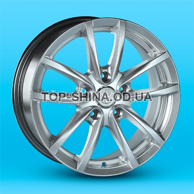 Диски Replica Toyota (JT1087) 6,5x16 5x114,3 ET45 DIA60,1 (silver)
