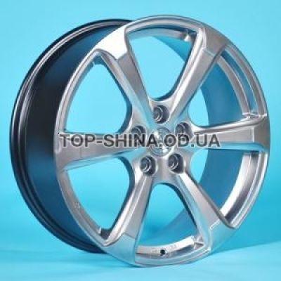 Диски Replica Toyota (JT1271) 7x17 5x114,3 ET45 DIA60,1 (silver)