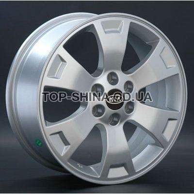 Kia (KI24) silver