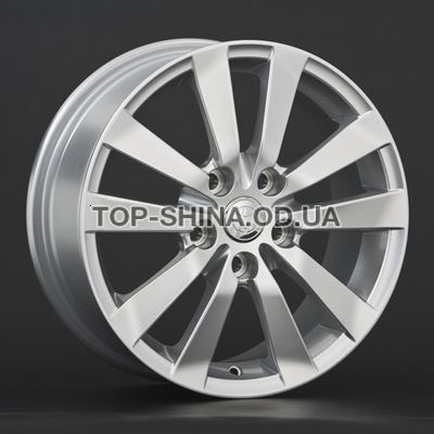Диски Replay Toyota (TY46) 6x15 5x100 ET45 DIA54,1 (silver)