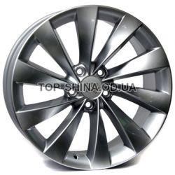 WSP Italy Volkswagen (W456) Ginostra/Emmen 6,5x16 5x112 ET42 DIA57,1 (silver)