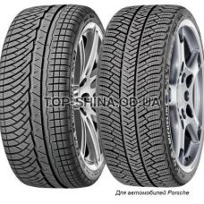 Michelin Pilot Alpin PA4 245/710 R490 117T