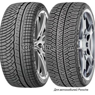 Шины Michelin Pilot Alpin PA4 245/45 ZR19 102W XL