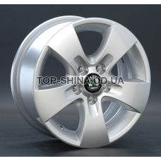 Replay Skoda (SK10) 6x14 5x100 ET38 DIA57,1 (silver)