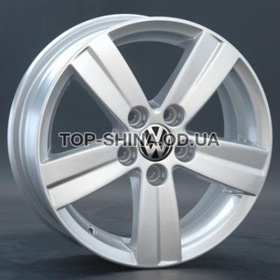 Диски Replay Volkswagen (VV58) 6,5x16 5x120 ET62 DIA65,1 (silver)