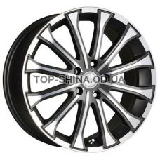 Racing Wheels H-461 7,5x18 5x114,3 ET45 DIA73,1 (DDN-FP)