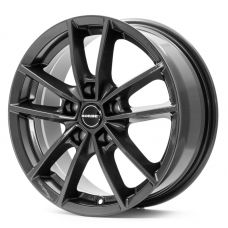Borbet W 6,5x16 5x114,3 ET50 DIA72,6 (mistral anthracite glossy)