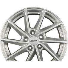 ALUTEC SINGA Polar-Silber R16 W6 PCD4x100 ET43 DIA54.1