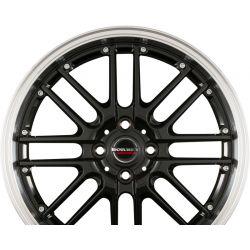 CW2 Black Rim Polished