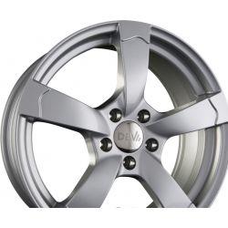TORINO II Metallic Silber