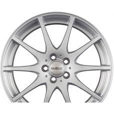 DEZENT TI Silver R15 W6 PCD4x100 ET38 DIA60.1