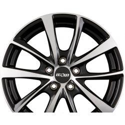 VIDORRA (OX18) BLACK - Black Polished