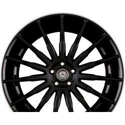 AF-401 Black Rim Polished