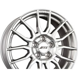 STREETRACE Diamant-Silber