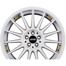 ATS STREETRALLYE Rallye-White R18 W7.5 PCD5x100 ET48 DIA63.3