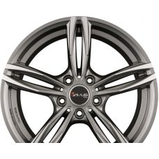 AVUS Racing AC-MB3 Anthracite Polished R17 W7.5 PCD5x120 ET37 DIA72.6