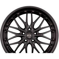 BARRACUDA VOLTEC T6 Matt Black Pure Sports R18 W9 PCD5x120 ET38 DIA72.6
