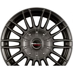 CW3 Mistral Anthracite Glossy