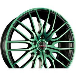 CW4 Black Green Glossy