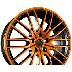CW4 Black Orange Glossy
