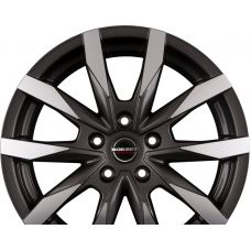 BORBET CW5 Mistral Anthracite Glossy Polished R18 W7.5 PCD5x127 ET45 DIA71.6