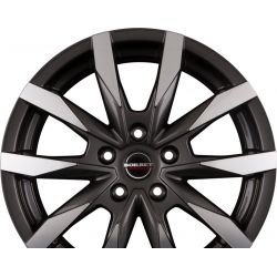 CW5 Mistral Anthracite Glossy Polished