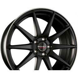 GTX Black Rim Polished Matt
