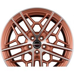GTY Copper Polished Glossy