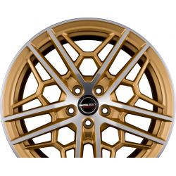 GTY Gold Polished Matt