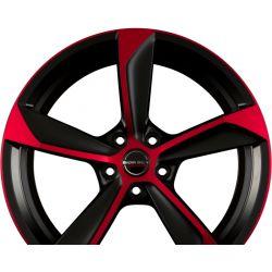 S Schwarz-Rot