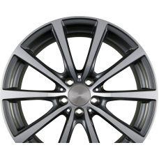 BROCK B32 Himalaya Grey Voll Poliert (HGVP) R19 W9.5 PCD5x120 ET25 DIA72.6