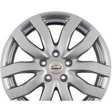 CMS C22 SR Racing Silber R16 W6.5 PCD5x108 ET50 DIA63.4