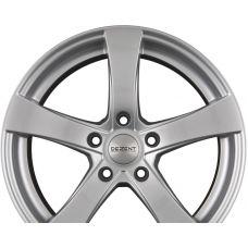 DEZENT RE Silber R16 W6 PCD5x100 ET30 DIA60.1