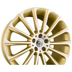 TURBINA Gold Frontpoliert