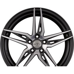 INTERLAGOS DARK - Gunmetal Frontpoliert