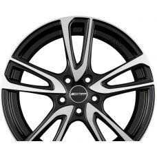 GMP Italia ASTRAL Black Diamond R16 W6.5 PCD5x98 ET35 DIA73.1