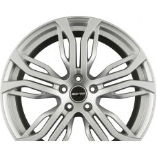 GMP Italia DYNAMIK Silver R22 W11.5 PCD5x120 ET31 DIA74.1