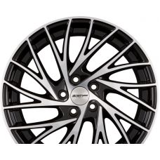 GMP Italia ENIGMA Black Diamond R18 W9 PCD5x120 ET44 DIA72.6