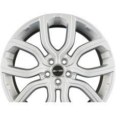 GMP Italia EVOS Silver R20 W8 PCD5x108 ET45 DIA63.4